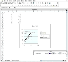 graph equations in excel graphing functions in excel introduction can you graph linear equations in excel