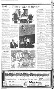 Tyler Tribute January 16, 2003: Page 12