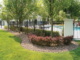 Residential Fencing & Fence Installation New Jersey Since 1986. Homeowners  have chosen Rock Bottom Landscaping & Fencing for residential fencing  throughout ...