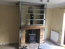 gallery of build your own masonry fireplace dvd construct a stove or clean building nice 2