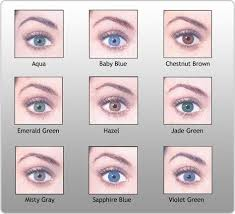 Different Shades Of Blue Eyes Chart Different Shades Blue Eyes Google Search Eye Color Chart