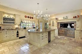 antique white kitchen ideas. This Is My Dream Kitchen. Two Ranges, One For Me And Sous Chef (Andrew). So Beautiful. Antique White Kitchen Ideas S