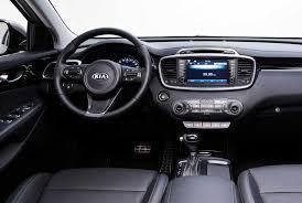 2018 kia hybrid suv. delighful 2018 2018 kia sorento hybrid facelift  interior in kia hybrid suv
