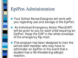 Epipen Chart Ppt Epipen Administration Powerpoint Presentation Free