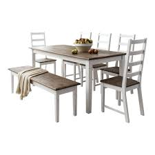 dining table with bench seats. White Kitchen Table With Bench Dining And Set Seating Storage Seats