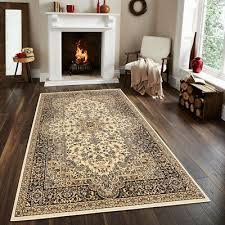 empire traditional persian oriental area rugs brown navy red 2x3 3x5 5x7