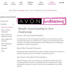 Avon Commision Chart 2017 Youravon Com Guide For A Avon Representative Crystals