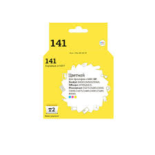 <b>Картридж T2</b> IC H337 141 <b>Multicolor для</b> HP Deskjet D4263 D4363 ...