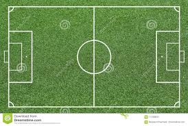 green grass soccer field. Download Grass Of A Soccer Field. Football Field Or  Background. Stock Illustration Green Grass Soccer Field