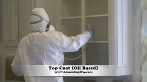 Spray Painting Kitchen Cabinets Kitchen Cabinets Painting Dallas Ft Worth Stain To Paint