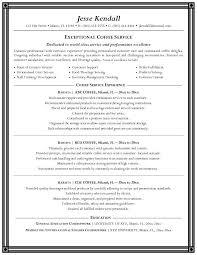 Barista Resume Sample Experience Resumes