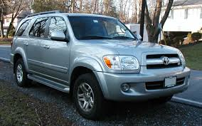 2006 Toyota Sequoia - Information and photos - ZombieDrive