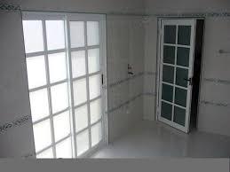 Puerta De Interior  Corredera  De Aluminio  Acristalada Puertas Correderas Aluminio Exterior