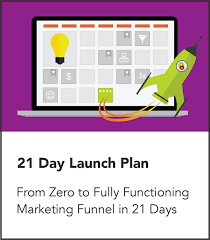 The 21 Day Launch Plan