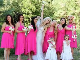 Hot Pink Wedding Theme