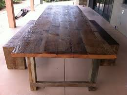 9 foot dining table. 9 Foot Dining Table Intended For Arbor Exchange Reclaimed Wood Furniture Twelve Remodel Dinning Plans Tables F