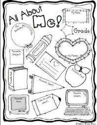 Small Picture Best 25 All about me poster ideas on Pinterest Birthday charts
