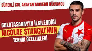 Galatasaray'ın ilgilendiği Nicolae Stanciu'nun teknik özellikleri! Sürekli  gol arayan modern hücumcu - YouTube