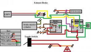 diy exhaust brake ford powerstroke diesel forum click image for larger version exhaust brake sys jpg views 3936 size