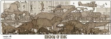 Fictional Size Comparisons Carnivora