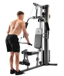 Golds Gym Xrs 50 Home Gym With Up To 280 Lbs Of Resistance
