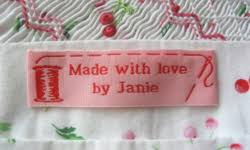 Labels for Handmade Items, Fabric Labels for Crafts & Sew-On 1? Designer Woven Labels Adamdwight.com