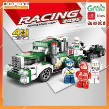 Bộ đồ chơi lego ô tô đua thể thao cao cấp 170 chi tiết+ giá cạnh tranh