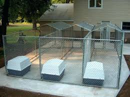 e kennel cover kit 6 x 8 standard heavy 4 truss outdoor dog covers best ground
