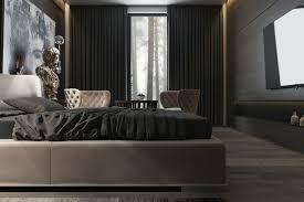 Beim renovieren einer wohnung oder eines hauses wird das schlafzimmer manchmal sträflich vernachlässigt. Schlafzimmer Schwarz 31 Beispiele Dass Schwarze Schlafzimmer Schick Und Wohnlich Sind