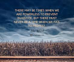 40 Enlightening Elie Wiesel Quotes SayingImages Interesting Injustice Quotes