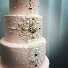 wedding cakes with edible bling.  Wedding Edible Jewels Wedding Cakes For With Bling G