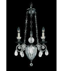 schonbek 5792 47 vendome 4 light 16 inch antique pewter chandelier ceiling light
