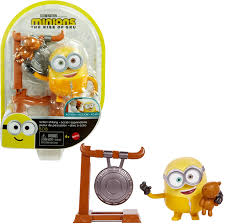 Minions Kung Fu Bob Toy For Kids 4 Years Old & Up Action Figure ...