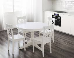 white round dining table with tables ikea idea 4