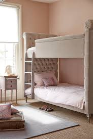 Jack&Tara's Crown bunk beds will make your little princesses feel they're  part of a