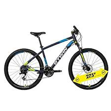 Btwin Rockrider 520 Mtb Cycle Blue
