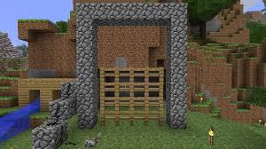 minecraft fence gate. Fence Gates Plugin Picture Minecraft Gate