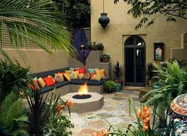 ... Patio ideas in Moroccan style by Tommy Chamber Interiors ...