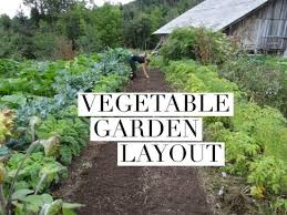 how to lay out a garden. How To Lay Out A Vegetable Garden T