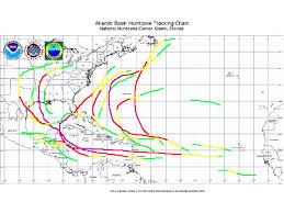Atlantic Basin Hurricane Tracking Chart National Hurricane Center Miami Florida 2026 Atlantic Hurricane Season Mastergarfield