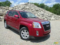 gmc terrain 2014 red. Interesting Red Crystal Red Tintcoat GMC Terrain Intended Gmc 2014