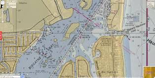 Noaa Intracoastal Waterway Charts