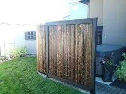 portable outdoor privacy screen screens australia diy