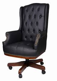 president office chair black. MANAGERS DIRECTORS CHESTERFIELD President Office Chair Black