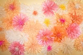 How To Make Paper Flower Backdrop How To Make Gorgeous Paper Flowers