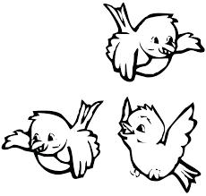 Birds Coloring Antiatominfo