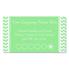 loyalty card template punch card template business free for model on customer loyalty card