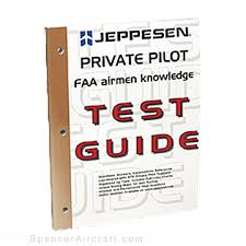 Jeppesen Test Guide Private Pilot Knowledge 10001387 023