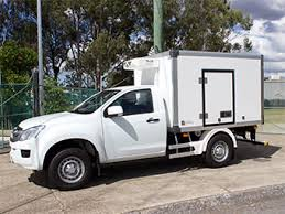 Guchen Thermo Reefer Units for Pickup Trucks