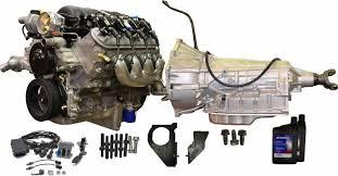 CPSLS36L80E-X GM LS3 430HP Engine with 6L80E 6-Speed Auto ...